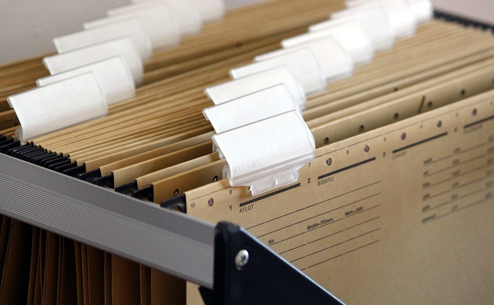 Get rid of your old filing system and go with an online repository!